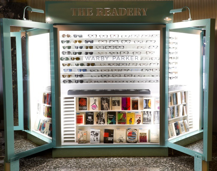 framenoir:  A View of The Readery by Warby Parker at The Standard Downtown LA!