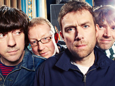 Blur to debut two new songs on live Twitter video stream.