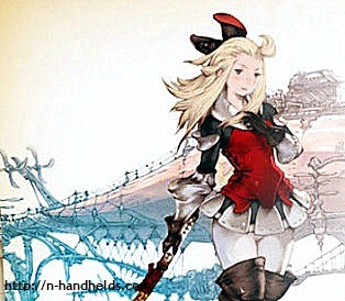 Bravely Default Demo Out on Wednesday
