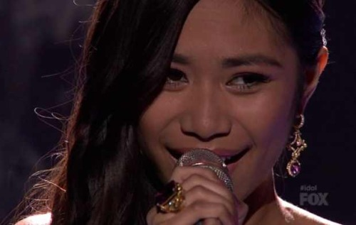 American Idol runner up Jessica Sanchez will reportedly be making an appearance on Glee next season.  The teenage singer only recently finished on the Fox talent show, in second place behind Philip Philips, but she's sticking with the network and is reportedly in talks for a multi-episode arc as a student in McKinley High. It is thought she will make her Glee debut mid way through the fourth season, in late 2012 or early 2013.