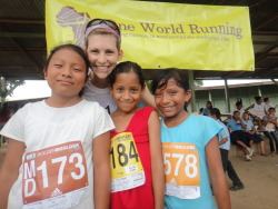 One World Running 5k in Belize. Such an incredible organization!