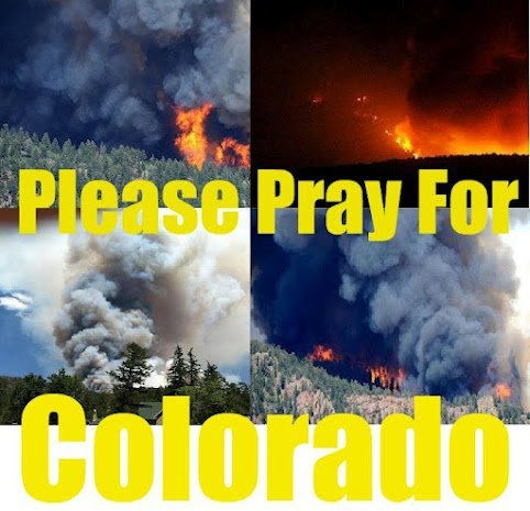 darlingdarcy:  There are currently 13 active fires in Colorado right now.