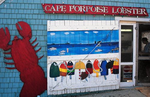 Cape Porpoise Lobster Company, Cape Porpoise, Maine