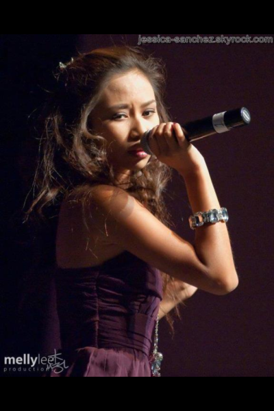 jayismyworld:  Just another Jessica Sanchez epic picture! :)