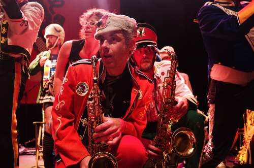 Mike Hicks took some photos of Mucca Pazza at 9:30 Club. See the slideshow here.