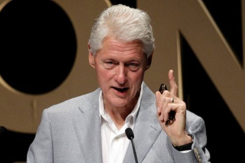 "Bill Clinton Warns About Supreme Court Ruling Against Obamacare  ""[The Republicans] refused to back the president in his support for state and local government, and that has allowed 670,000 teachers, police officers, firefighters, and others to be laid off…If they had supported the president, the unemployment rate would be 7.3 percent instead of the current 8-plus percent."""