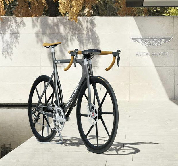 "CYCLE OF LIFE ""The One-77 Cycle is being touted as the world's most technologically advanced bicycle with technology borrowed from F-1, LeMans, and Moto GP design. They're only building 77 of these supercycles, don't lag if you want one."" - Werd via Aston Martin via Werd via YouTube"