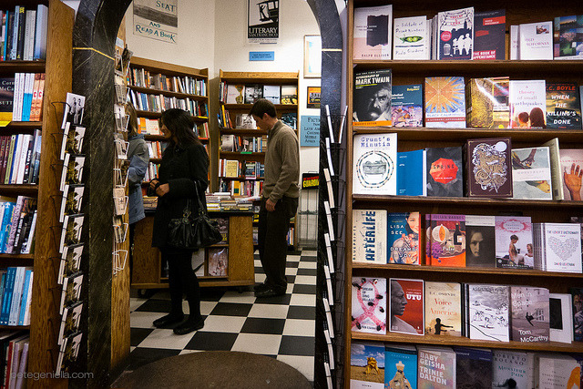 City Lights Bookstore on Flickr.