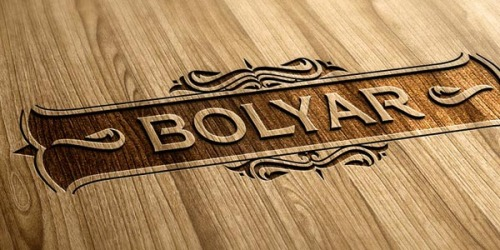 Elegant Font Design Bolyar is a majestic and elegant typeface, designed by the Fontmaker. via: WE AND THE COLORFacebook // Twitter // Google+ // Pinterest
