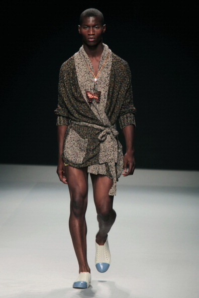 Vivienne Westwood Milan Fashion Week Menswear Spring/Summer 2013