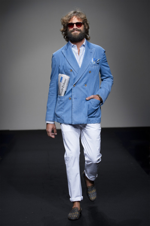 iqfashion:  Henry Cotton's - S/S 2013
