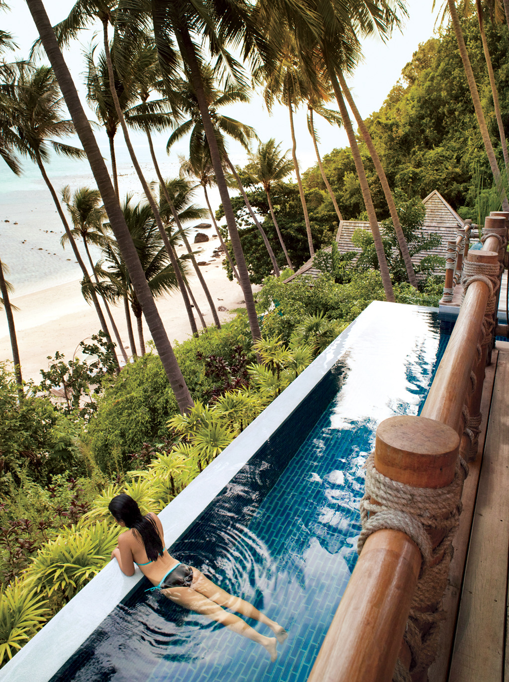 condenasttraveler:  Room With a View | Four Seasons, Koh Samui, Thailand