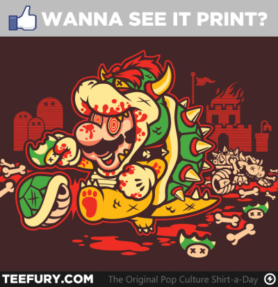 harebrained:  TeeFury wants to know if they should print this! Tell them they should!