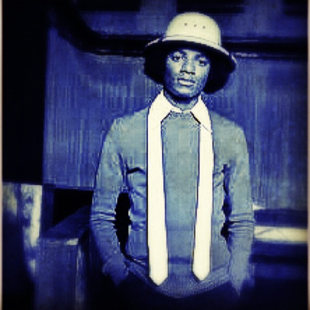#michaeljackson #fashion #icon #bestofalltime (Taken with Instagram)