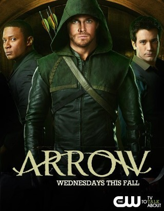 I am watching Arrow                                      Check-in to               Arrow on GetGlue.com