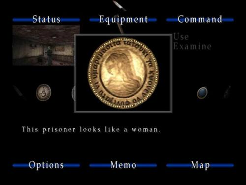 Speaking of Silent Hill 2, did I ever mention that there's a secret message hidden on the coins from the coin puzzle?