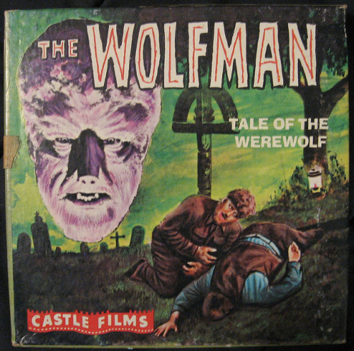 The Wolfman  (1941) 8mm film