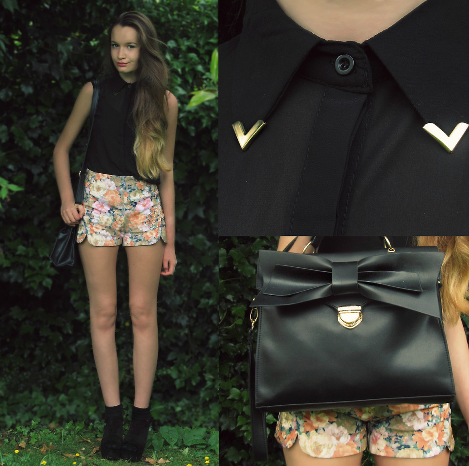 lookbookdotnu:  Collar Tips (by Imogen De Souza)