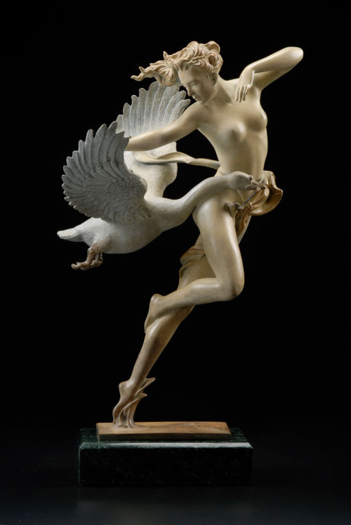 Michael Parkes Night Flight