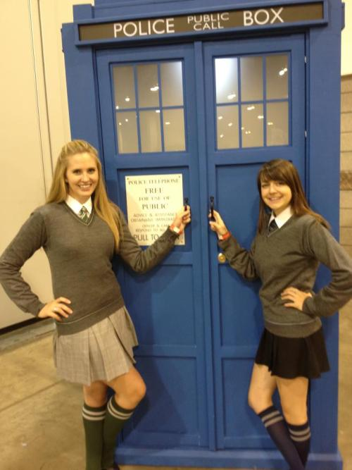 We had SO much fun at Denver Comic Con last weekend!  You can read about all of the shenanigans we got up to in our most recent blog post, including our interview on Reel Nerds Podcast!
