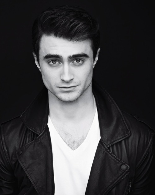 Daniel Radcliffe by Mariano Vivanco