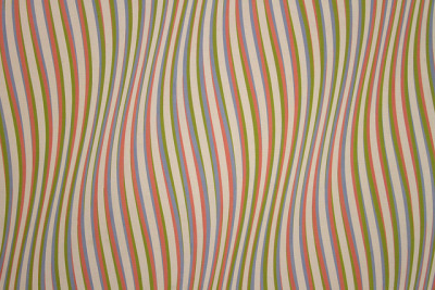 Optical Art. Bridget Riley, Zephyr 1976 Milk&HoneyArt