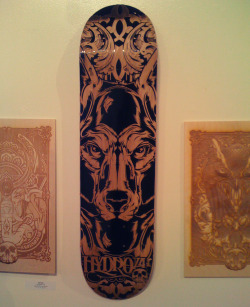 Hydro74 is exquisite. Do not miss this group show at 1AM Gallery on Howard St in SF.