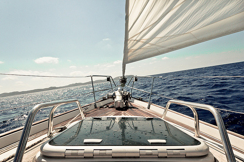 Looking forward to going sailing this summer..