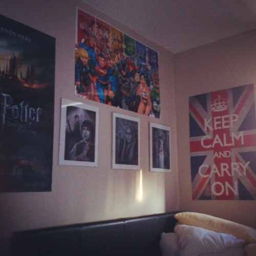 Favourite corner.  (Taken with Instagram)