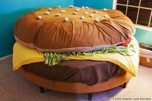 my dream bed.
