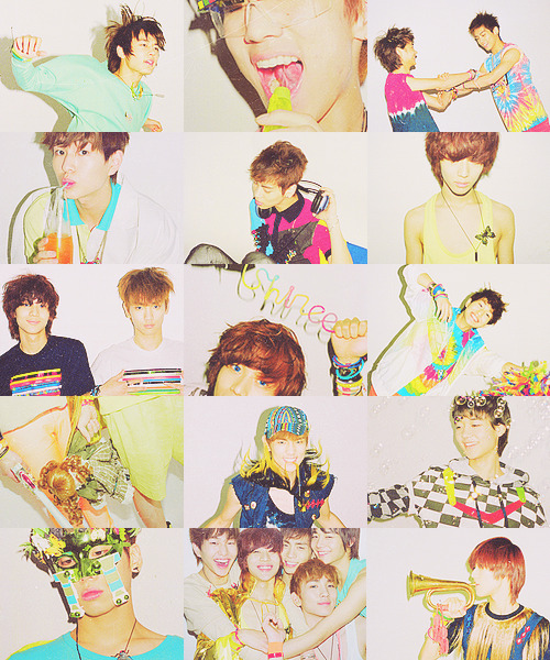 shineestic:  ● favorite era of SHINee (requested by keyji)