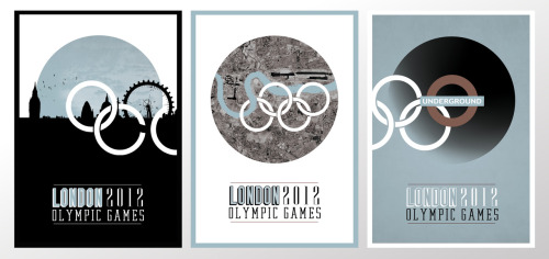 Here's a set of three designs I've done just for fun for the Olympics in London this summer! Olympic triptych! Remember to like my Facebook page HERE for news of when this and other designs will be released in my Etsy shop, which can be found HERE !