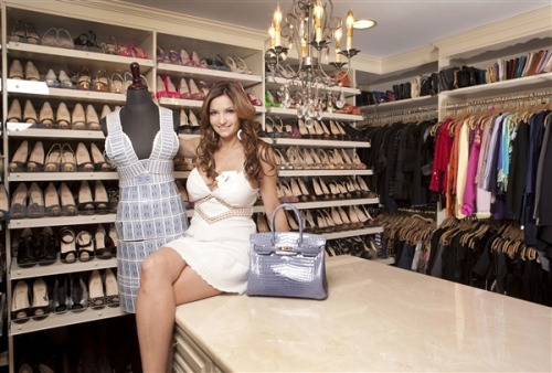 "Shoe queen sued by ex-husband for allegedly hiding $1 million collection The ex-husband of poker star Beth Shak is calling her bluff when it comes to her shoe collection. Hedge fund boss Daniel Shak, 52, claims in a recently filed lawsuit that before the couple divorced three years ago he was unaware of his ex-wife's collection of 1,200 shoes, which could change the payout from their divorce settlement, according to The New York Post. The ""World Series of Poker"" star, 42, reportedly owns more than 700 red-soled pairs of heels from her favorite designer, Christian Louboutin, and she has estimated that her entire shoe collection is worth north of $500,000. Daniel Shak has the shoes valued at $1 million in his lawsuit. Read the complete story."