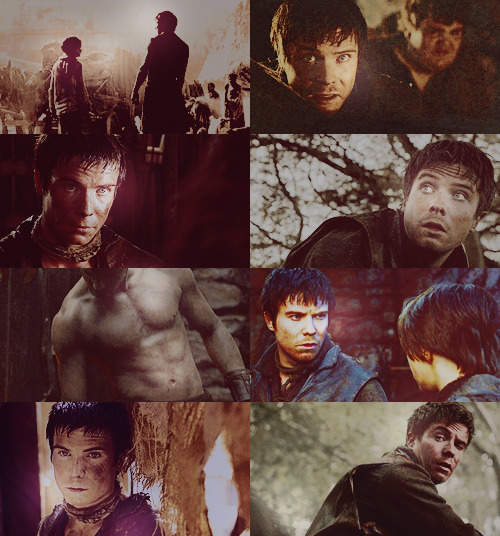 30 Days of ASOIAF ~ Day 10 : Favorite Bastard | Gendry  While I do prefer the bad-ass that is Jon Snow in the books, sometimes I am ruled by my ovaries…therefore Gendry.