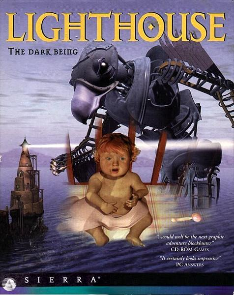 Lighthouse The Dark Beingohvideogames:  Developed by Sierra On-Line in 1997 for PC