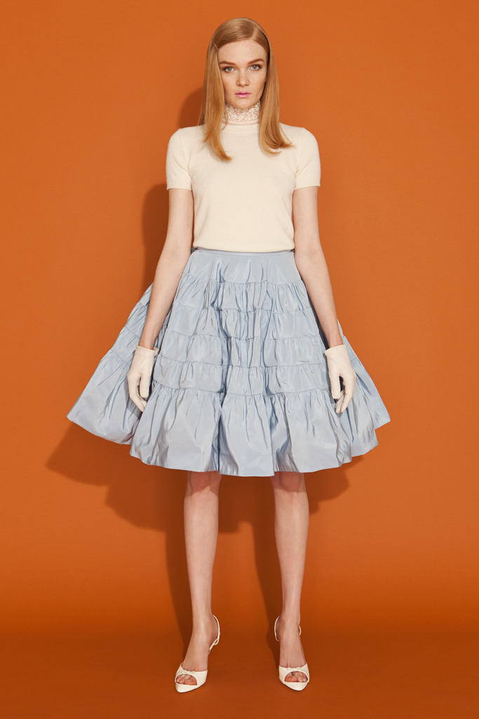 suicideblonde:  Rochas Resort 2013