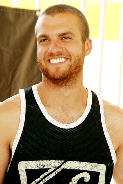 andyglassofmilk:  photographsbyericalauren:  Rian Dawson of All Time Low, hanging backstage with Buzznet at the Pomona stop of the Vans Warped Tour. Check my gallery of the All Time Low signing here: http://bit.ly/MqXKft  his teeth jfc