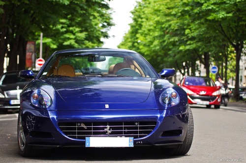 carmonday:  Ferrari 612 Scaglietti  Fun for four