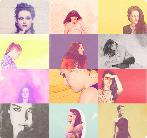 57 ultra-beautiful queens  ▫ Kristen Stewart