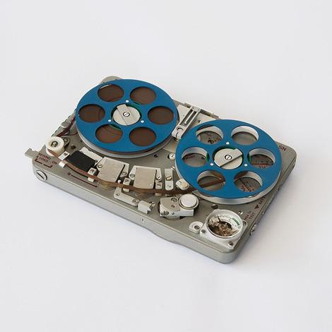 redhousecanada:  NAGRA SN tape recorder, 1970.