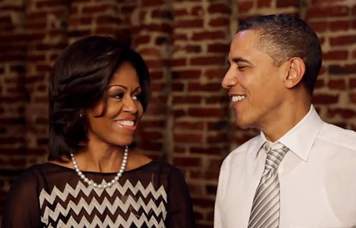 "POPWATCH ROUNDUP VIDEO: The Obamas saw 'Do the Right Thing' on their first date According to Michelle Obama, President Obama showed her ""all facets of his character"" during their outing. The duo spent the entire day together: They lunched in the courtyard at the Art Institute of Chicago and strolled down Michigan Avenue before watching the then newly released, critically acclaimed flick. ""Take tips gentlemen,"" President Obama says. Billy Ray Cyrus to make Broadway debut in 'Chicago' Miley Cyrus may be headed to the altar, but her dad is headed to the big stage. Country singer and actor Billy Ray Cyrus will make his Broadway debut in Chicago for a seven-week stint beginning Nov. 5. PopWatch Planner: Matt LeBlanc, Charlie Sheen, and Louis C.K. return for more Charlie Sheen will make a visit to Jimmy Fallon, freaky-deaky R. Kelly puts out a fairly normal album, Louie returns…and Bigfoot? 'Game of Thrones': Bush's severed head no longer on the stake Someone is having a very bad day in Westeros — but this time around, it's not former President George W. Bush."