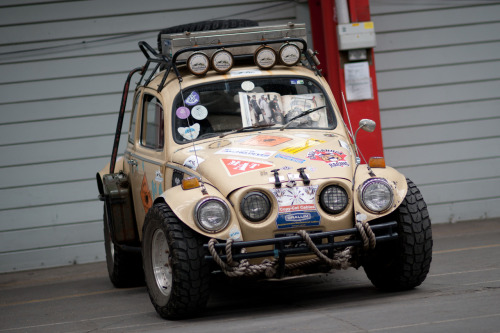"VW Beetle (""Baja Bug"") (via HereBeBeasties)"