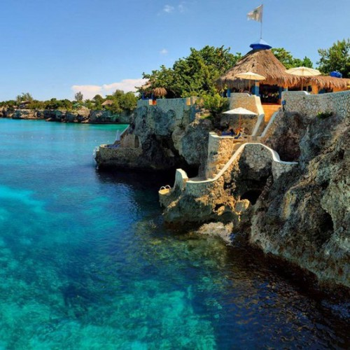 The Caves, Negril, Jamaica photo via jesus
