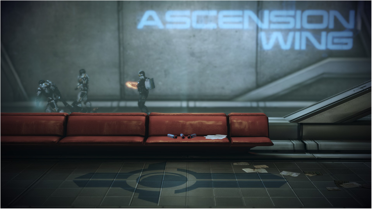 """Ascension"" - Mass Effect 3 JTGP"