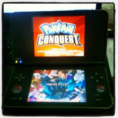 New game time!  (Taken with Instagram)
