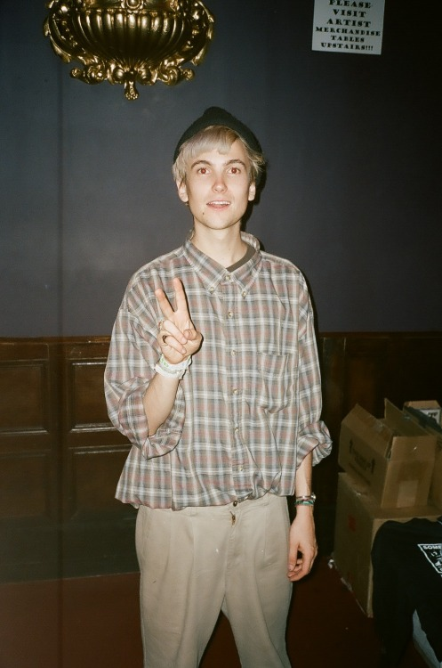 duhmeetree:  Cole from DIIV   !