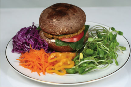 nabpatricia:  Portabella burger recipe and other healthy July 4th options via NABCommunities.com