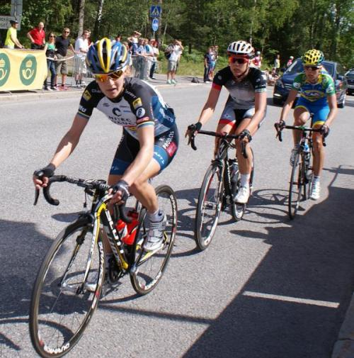 Swedish Road Championships 2012: The Trio That Dominated The Championships, Photos | Cyclingnews.com Emma Johansson, Emilia Fahlin and Isabelle Söderberg More photos of the race on Cyclingnews