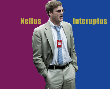 Neilus Interruptus Courtesy of Whisp.