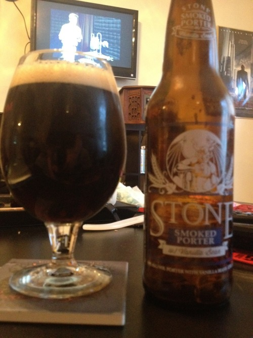 Stone Brewing | Smoked Porter w/ Vanilla Bean | 5.9% ABV Porter Sorry, guys. This is all kinds of terrible. Although I don't really like this, I bet there's a sect of assholes out there that probably do. This would be good if the vanilla wasn't there. I know….I know…that's sounds crazy. I love vanilla, too. I guess make up your own mind. I kinda hate stone anyways. Price: $2.99/12oz  Rating: 2/10